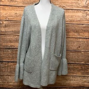 A New Day• Open Front Cardigan